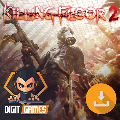 Killing Floor 2 - Steam Key / PC Game - FPS / Survival / Zombies [NO CD/DVD]