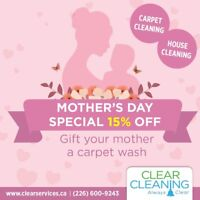ClearCleaning™️ Carpet Cleaning Services
