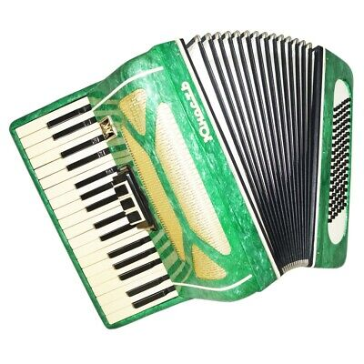 Close to NEW! Russian Lightweight Piano Accordion for Beginner Children, 1360
