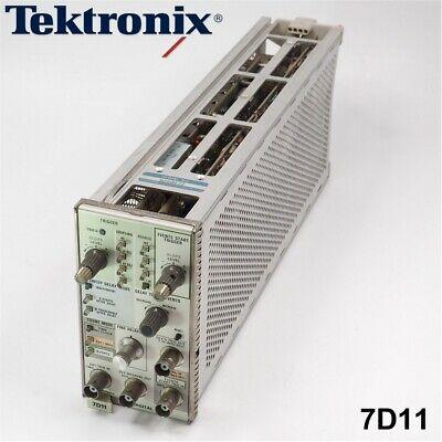 Tektronix 7d11 Digital Delay Plug-in Module