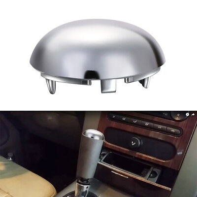 Triple Chrome Plated Shift Knob Cap Top Cover w/ Clips for 2004-2006 Ford F-150 ()