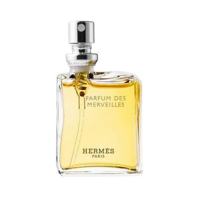 Pure Perfume Refill (Hermes Parfum des Merveilles Pure Perfume Refill 7.5ml for Her, NEW)