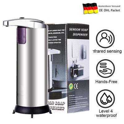 Seifenspender Desinfektionsmittelspender Touchless Automatisch Elektrisch 280ml