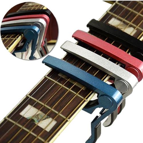 super capodastre capo pince pour guitare folk classique acoustique electrique