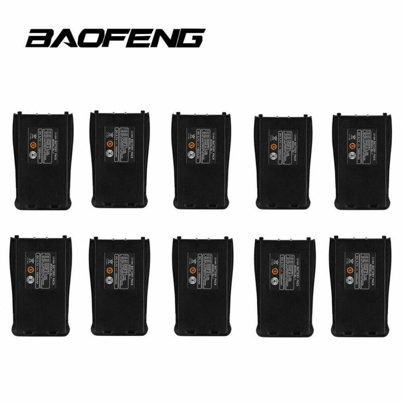 10 Pcs BF 888S BL-5 3.7V 1500mAh Li-ion Battery For Baofeng Walkie Talkie 888S