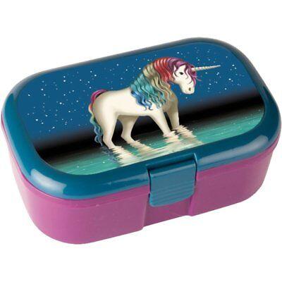 Brotzeitbox Lunchbox Einhorn Ella Lutz Mauder -dose Kindergarten Mädchen Schule