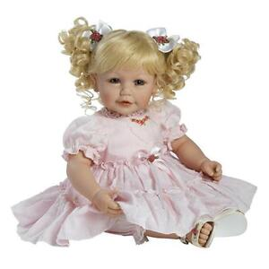 Adora Dolls Adora Little Sweetheart Vinyl Baby Doll Blonde Hair Blue Eyes  20