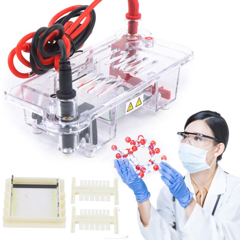 Lab Mini Modular Horizontal Gel Electrophoresis System Cell System Medical 60mm