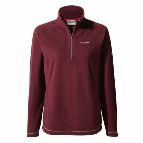 Craghoppers Miska half zip fleece sweater, M, unworn