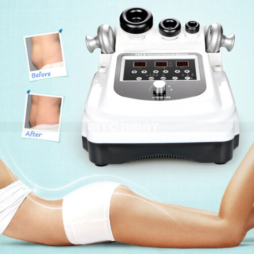 Microcurrent Stimulation Body Face Vacuum Face Lift Lymph Drainage Slimming Unit