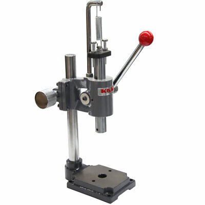 Kaka Industrial Ap-1s Arbor Press Solid Construction 1 Ton Adjust Press Height