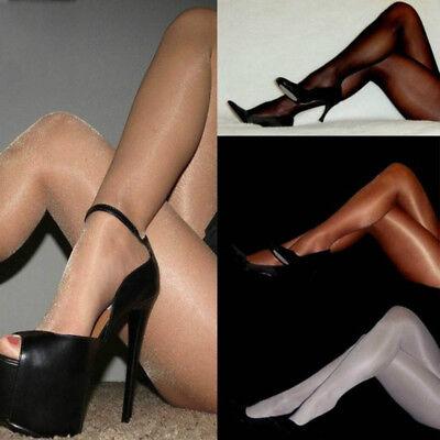 Sexy Shiny Glitter Stockings Women Skinny Pantyhose Elastic Tights Plus Size (Glitter Tights Plus Size)