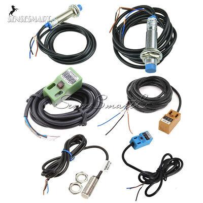 Njk-5002c Sn04-n Lj12a3-4-zbxby Npn Pnp Inductive Proximity Sensor Switch