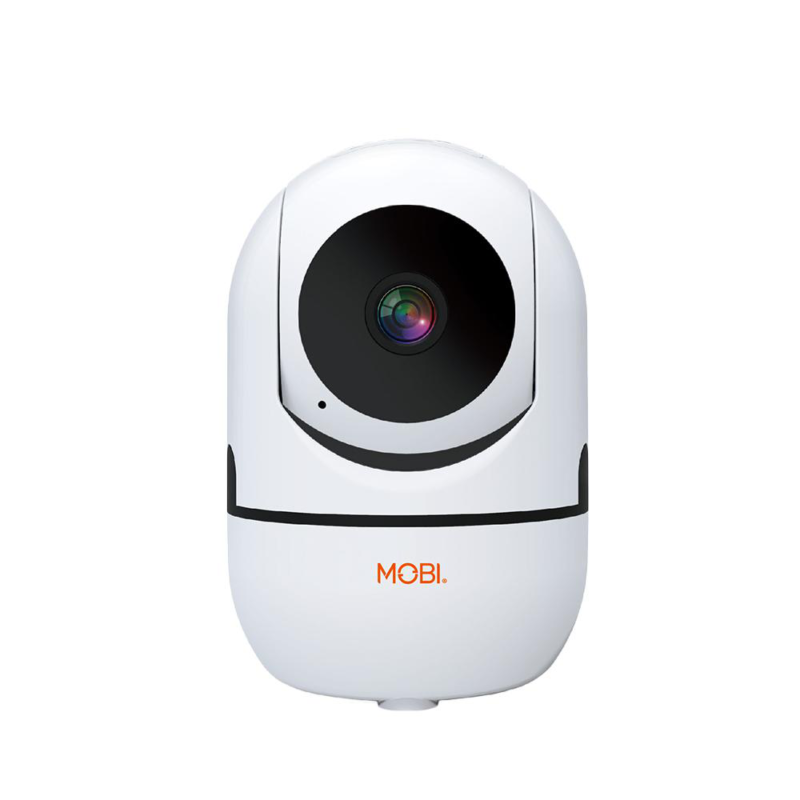 Monitoring Wireless Security Camera Smart Home WiFi Pan and Tilt Surveillance