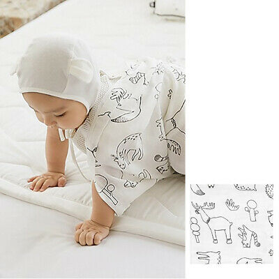 Dono and Dono Silky Smooth Bamboo Cuddle Blanket 41 x 41 Inch - Little Animal