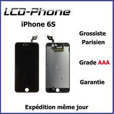 Ecran LCD + Vitre Tactile Sur Chassis - iPhone 6S Noir - Grade AAA - Prix Gro