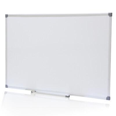 Viz-pro Magnetic Dry Erase Board Whiteboard Silver Aluminium Frame 36x24