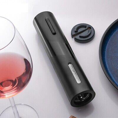 Abridor de Vino Eléctrico Sacacorchos Automático Abridor Botellas Wine Opener