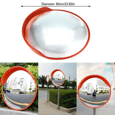 Wide Angle Security Traffic Convex Pc Mirror Round Outdoor Road Driveway Safety