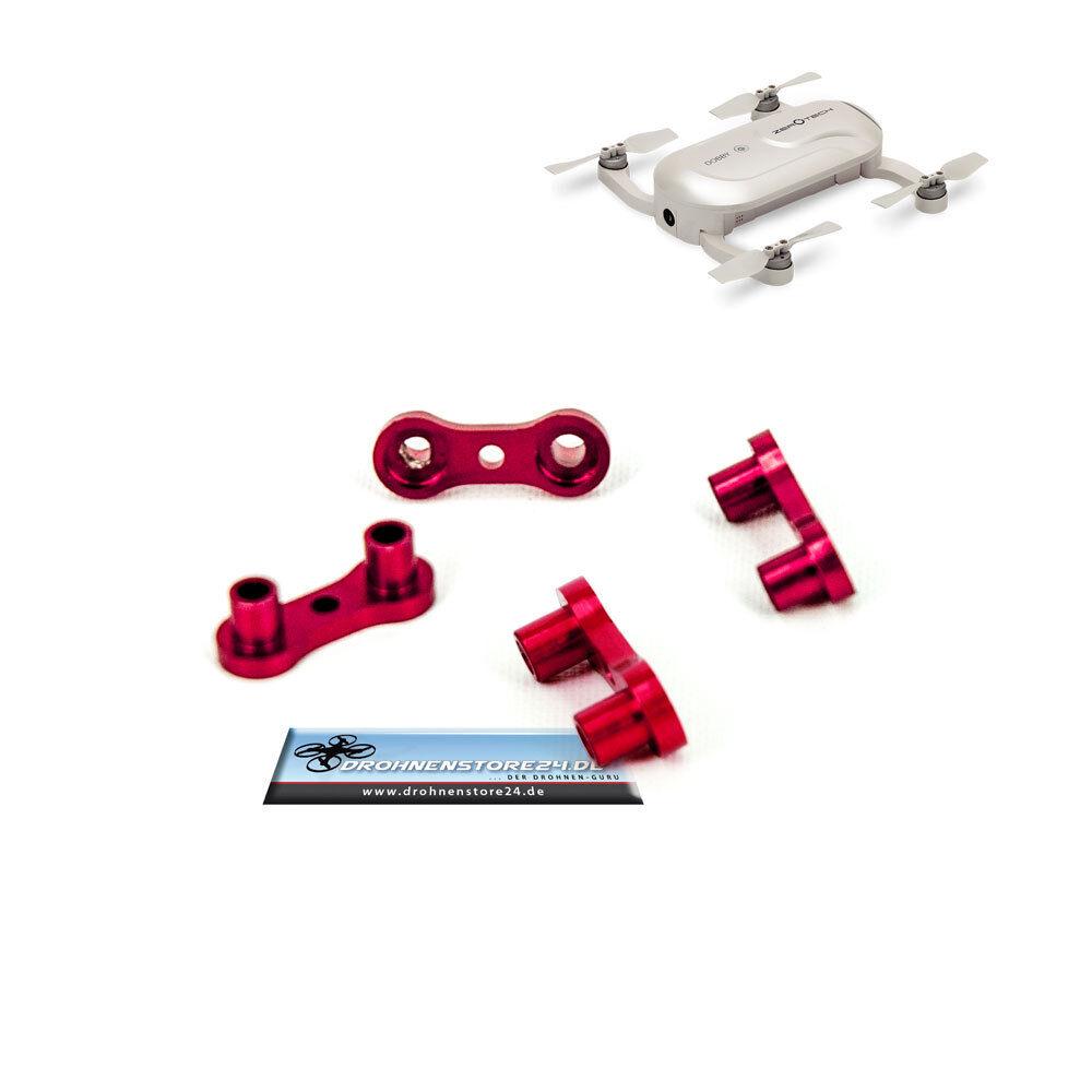 Zerotech Propeller Halterung aus Metall für Dobby Selfie Drohne 4er Set