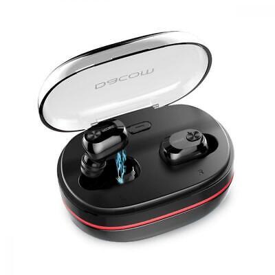 True Wireless Earbuds,Dacom Best TWS Bluetooth Earphones Mini in-Ear Bass...  Besten Bass-kopfhörer
