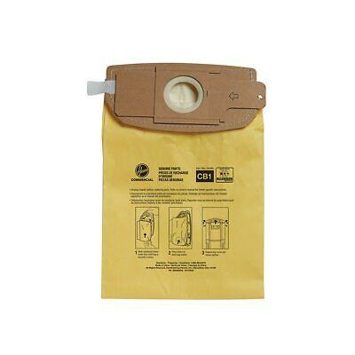 Hoover AH10273 HushTone Back Pack Bags, Allergen Filtration (Pack of 10)