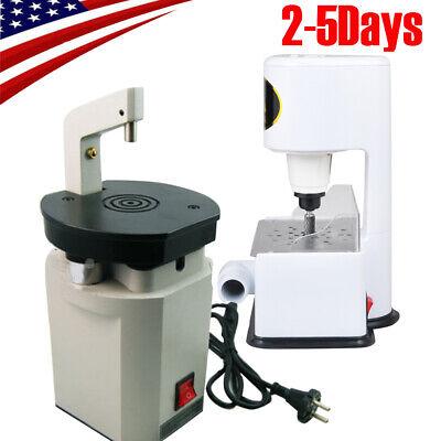 Dental Lab Laser Drill Pin System Grind Inner Arch Trimmer Machine 2019