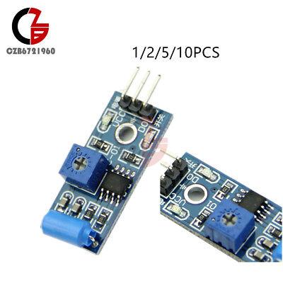 12510pcs Sw-420 Motion Tilt Sensor Vibration Switch Alarm Module For Arduino