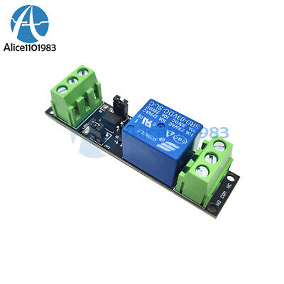 Single-channel 3v Relay Isolation Drive Control Module High Level Drive Board