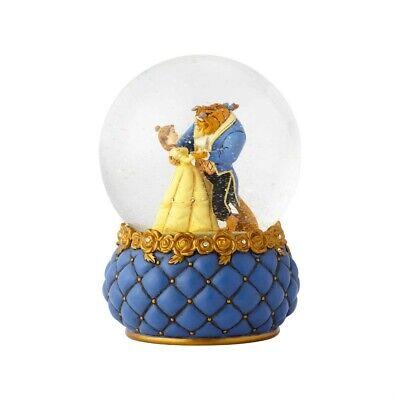 Disney Showcase, Disney's Beauty and the Beast Snow Globe, New in Box, 4060077