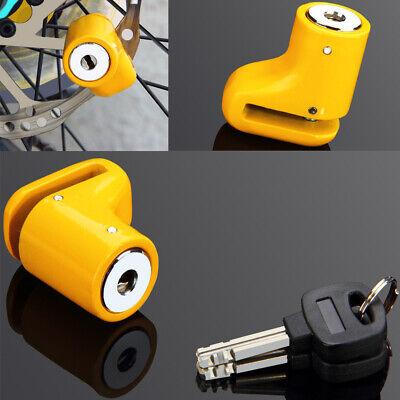 Candado antirrobo para Moto disco de freno para Bicicleta Protección 5,45mm