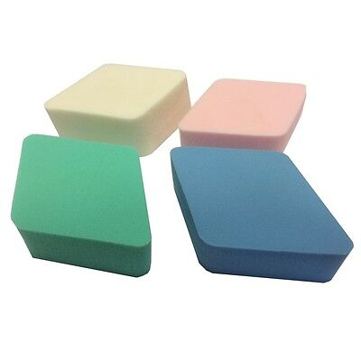 4 Stück Make up Set Schwamm Sponge Kosmetikschwamm Blender Schwämmchen Kosmetik