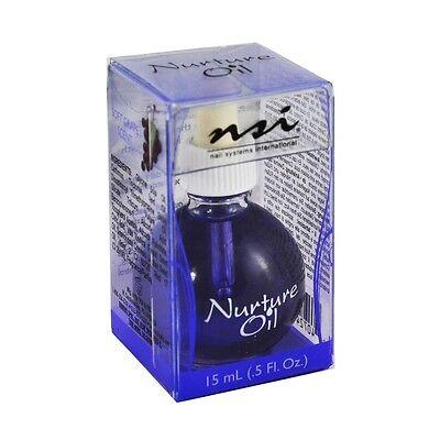 nsi Nurture Oil Cuticle Oil  0.5oz