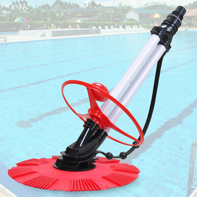 Swimming Pool Automatic Cleaner Vacuum In-Ground & Above-Ground 16'x 34' Durable