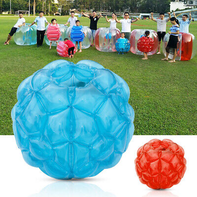 2PCS Body Inflatable Bubble Ball Kids Impact Toy Soccer Football Outdoor Sport](Inflatable Soccer Ball)