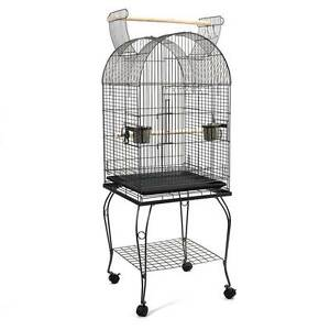 Parrot Pet Aviary Bird Cage w/ Open Roof 150cm Black Brisbane City Brisbane North West Preview