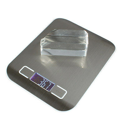 Mini LCD Electronic Digital Kitchen weight Scale 5KG/11lb