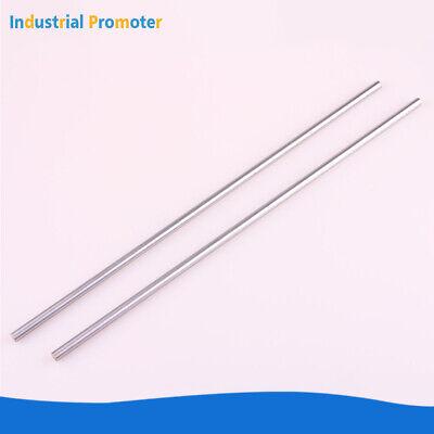 2pcs Od 68101216mm Cylinder Rail Linear Shaft Rod Optical Axis 300-1000mm