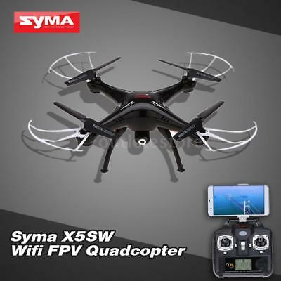 Syma X5SW 4CH 2.4G 6-axis Gyro RC Wifi FPV Quadcopter with 0.3MP Camera US L5R7