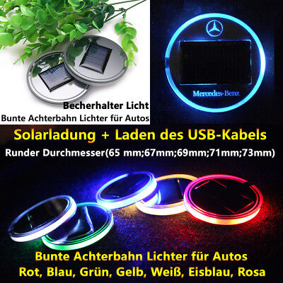 1 Stück Zubehör Ambience Lights Beleuchtung Lampen Benz Auto Leuchten Lichter
