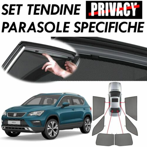 Carshades Kia Ceed Telecamera B Set di Parasole per Auto