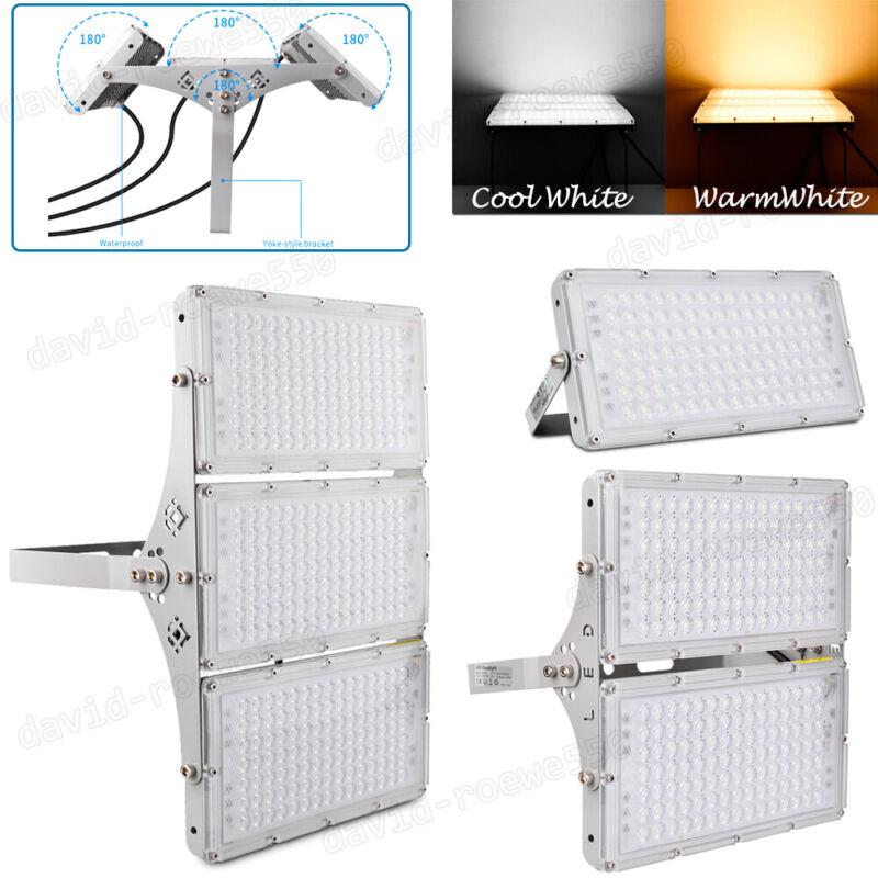 300W 200W 100W LED Flood Light Outdoor Module Spotlight Garden Yard Lamp Bright