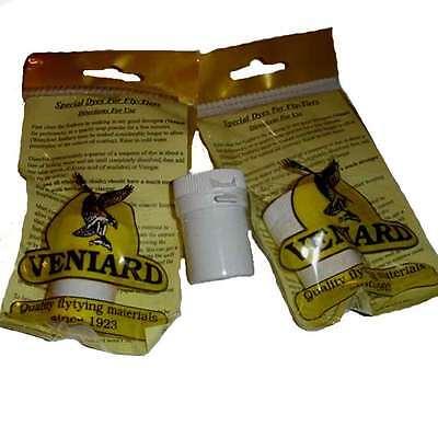 - Veniard Fly Dye Tubes -Medium Olive