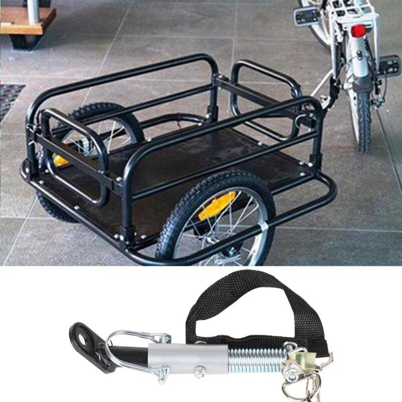 Universal Anhängerkupplung Kupplung Adapter Für Fahrradanhänger Kinderwagen Mofa