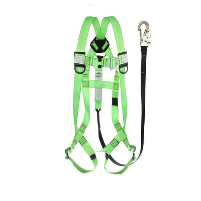 Safety Harness Aerial Lift All-in-one With Lanyard Kitmeets Osha Requirements
