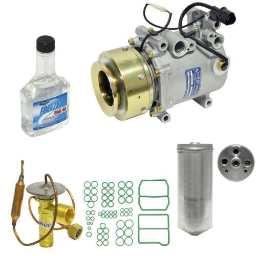 A//C Compressor /& Component Kit-Compressor Replacement Kit UAC fits 92-93 Accord