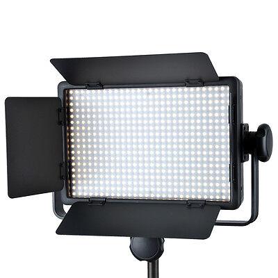 Godox LED500W LED 5600K Video White Light Lamp Panel Remote Control for Studio