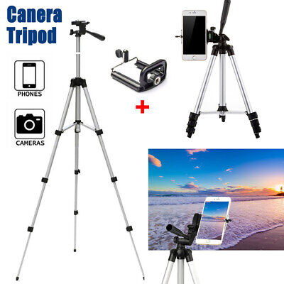 Professional Camera Tripod Stand Holder Mount Holder For iPhone Cell Phone