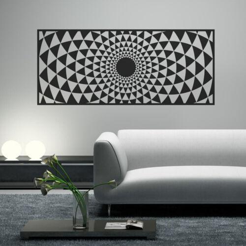 Wandtattoo Wandaufkleber Muster Abstrakt Geometrie - W111