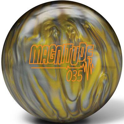 15lb Brunswick Magnitude 035 Pearl Bowling Ball